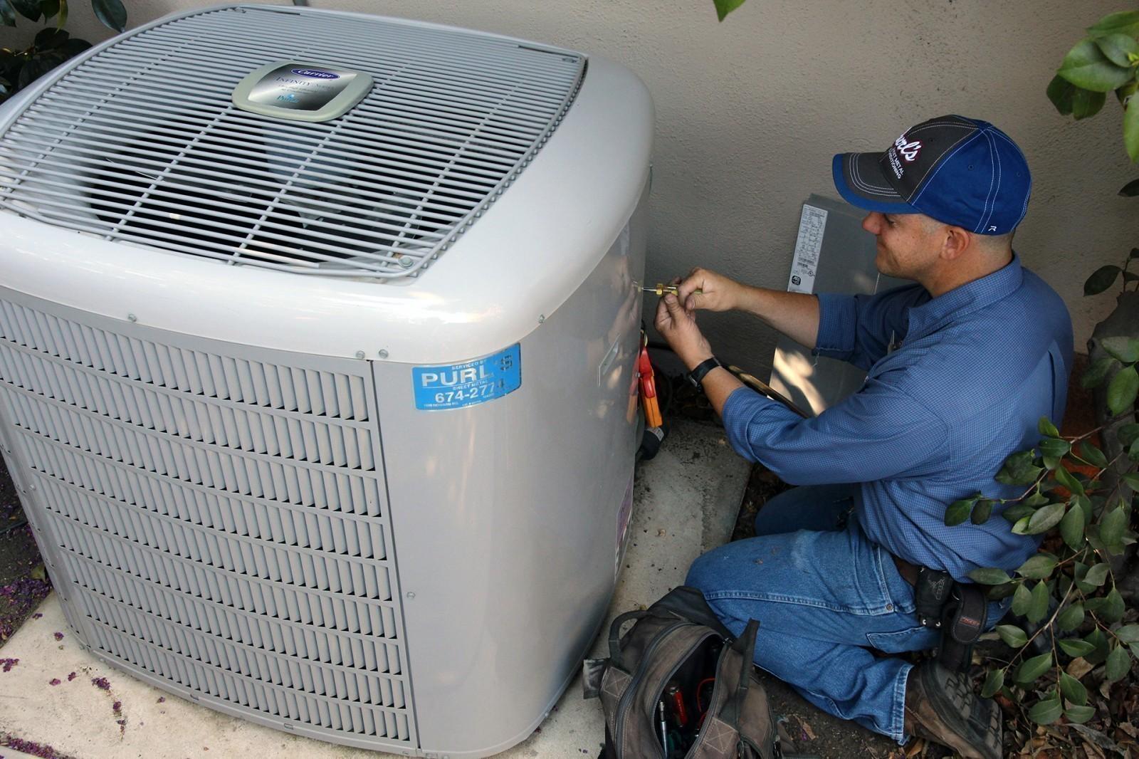 Air Conditioning Repair Fresno Ac Service