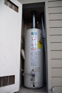 Old-water-heater