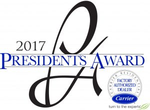 2017 Carrier President's Award